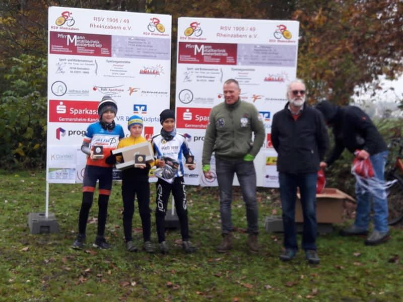 Cyclocross Rheinzabern Jakob Rapp