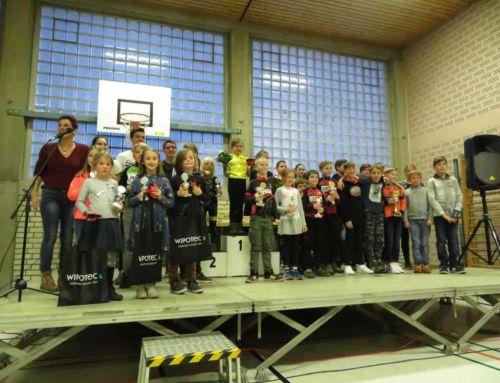 Gesamtsiegerehrung des Saar-Pfalz-Cup 2019
