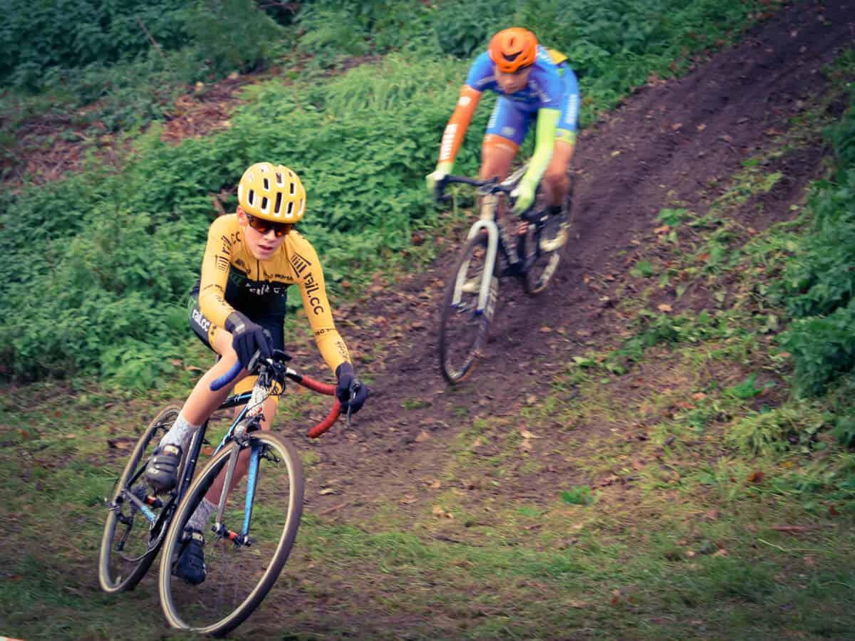 Cyclocross Rheinzabern Jannis Rapp