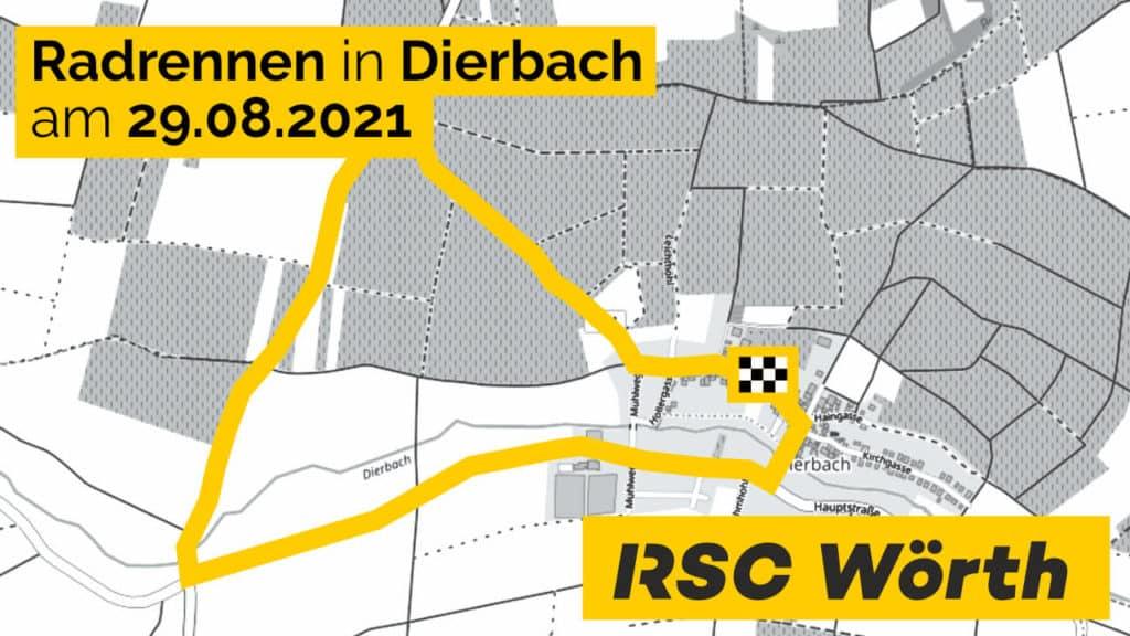Radrennen Dierbach 2021